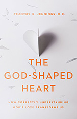 The God-Shaped Heart cover